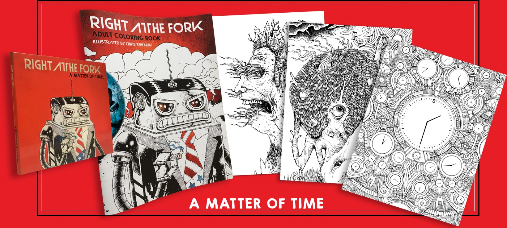 Get The Album and Get A 24 Page Coloring Book For Free